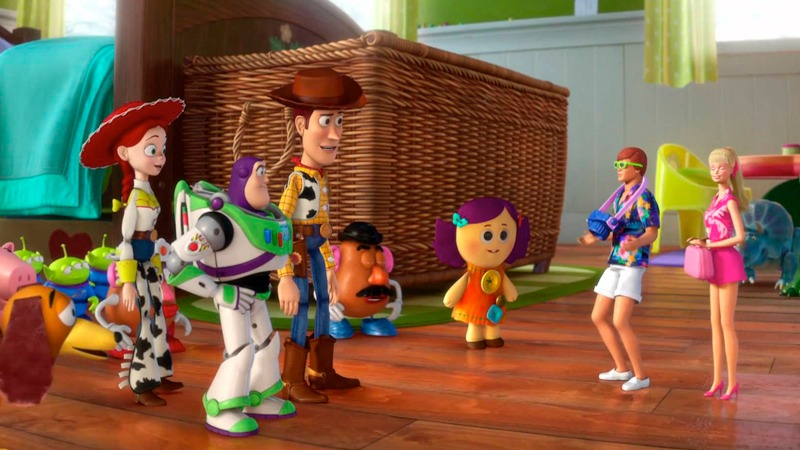Toy Story Curtas - Disney+