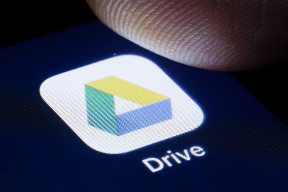 Google Drive no celular