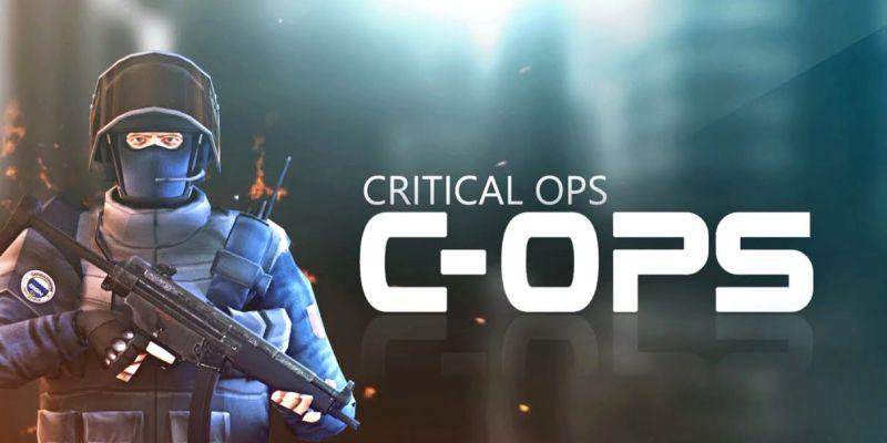 Melhores Jogos de Tiro Para Android - Critical Ops