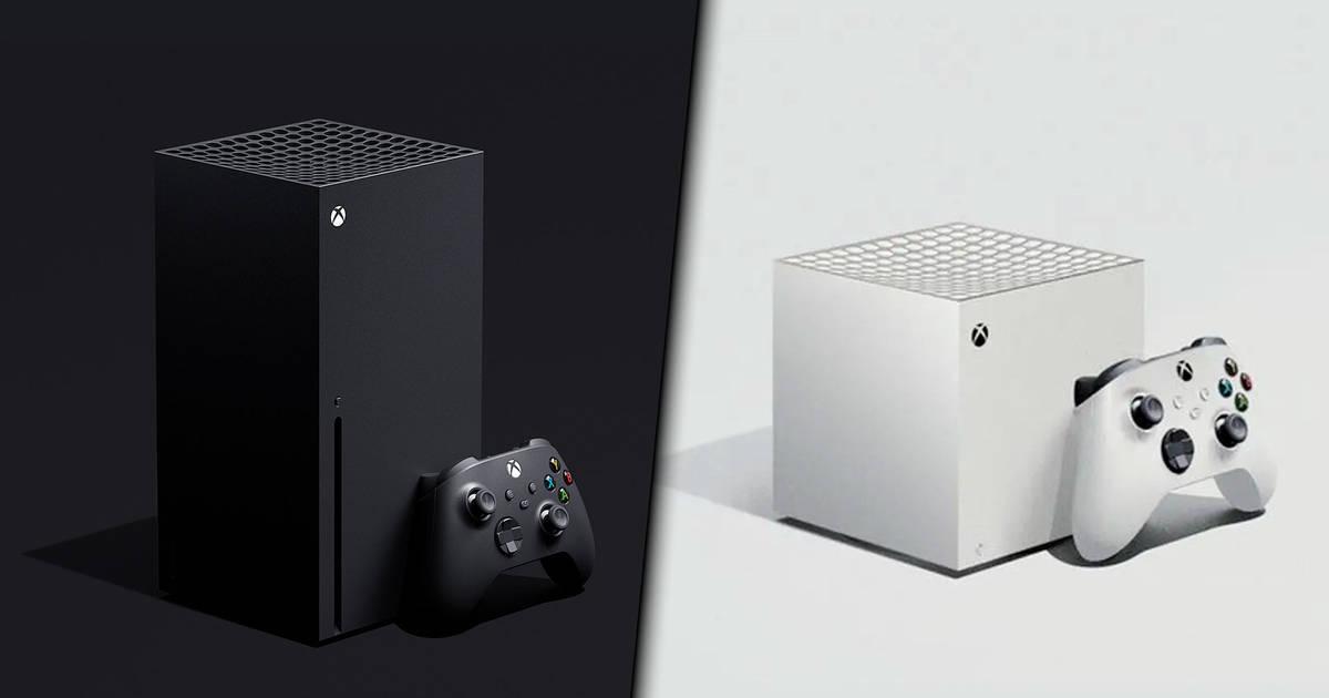 Comparação entre o Xbox Series X e o Xbox Series S