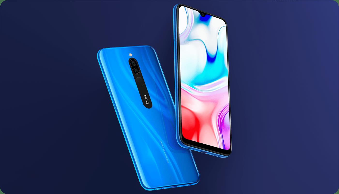 Celulares Xiaomi - Xiaomi Redmi 8