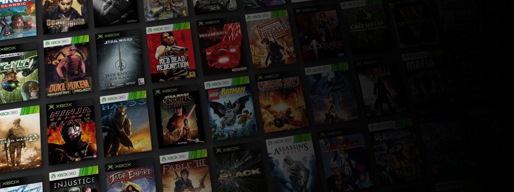 Xbox Series X Retrocompatibilidade