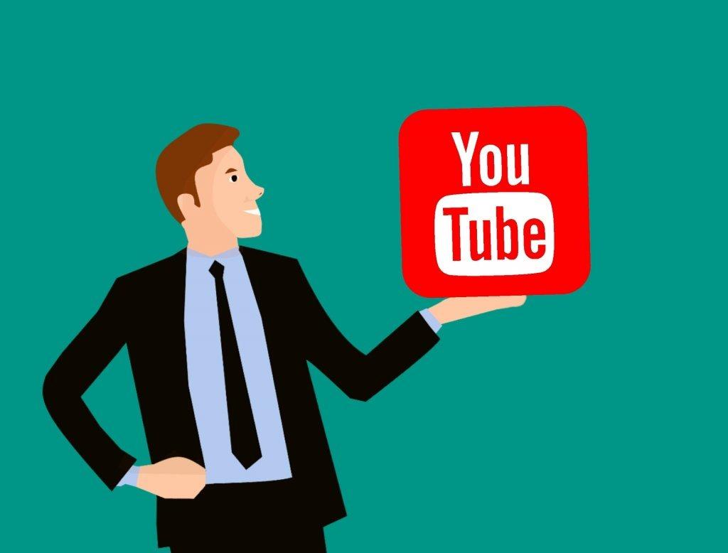 Tendo sucesso no YouTube